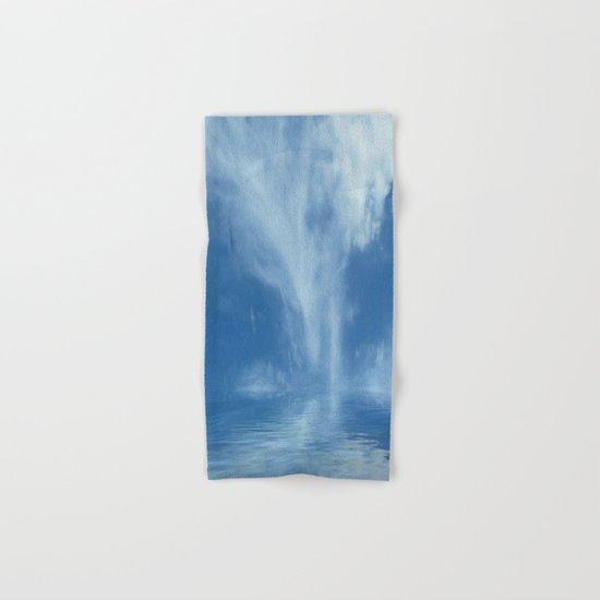 Sky Meets Sea Hand & Bath Towel