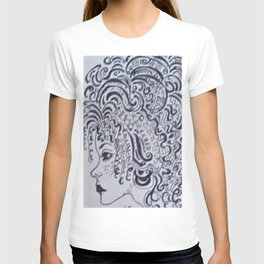 ZENTANGLE COIF T-shirt
