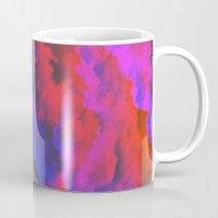kate moss Mugs featuring Moss by Tyler Spangler