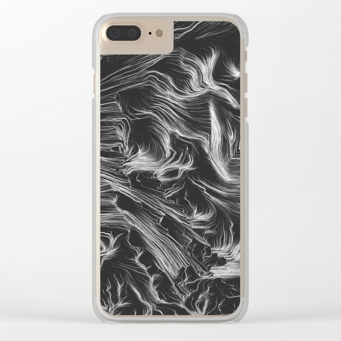 Don't Explain Clear iPhone Case