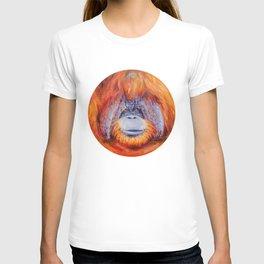Chantek the Great T-shirt