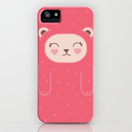 BEARRY iPhone Case