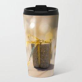 Gold gift Travel Mug