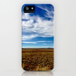 High Desert 3 iPhone Case