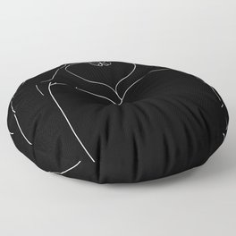cœur Floor Pillow