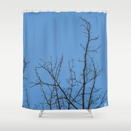 Time to grow up Shower Curtain