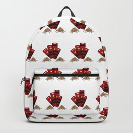 Spirited Away Bath Tokens Backpack