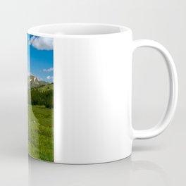 Tenmile Mountain Range from Mayflower Gulch Coffee Mug