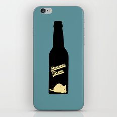 Strange Brew iPhone Skin