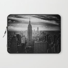 Empire State Building, New York City Laptop Sleeve