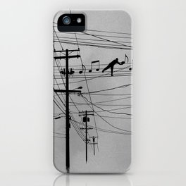 High Notes iPhone Case