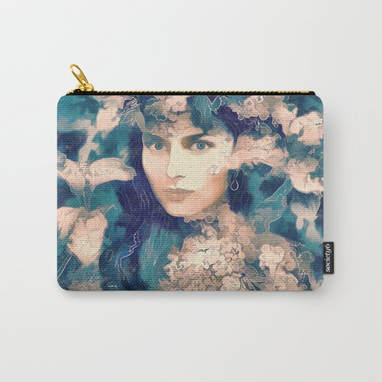 The blossom Carry-All Pouch