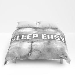 Sleep Easy Marble Mantra Comforters
