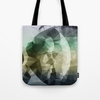 interstellar Tote Bags featuring Interstellar by Nirvana.K
