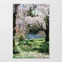 Yoyogi Park Canvas Print