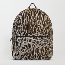 prickly on the outside - squishy on the inside Backpack