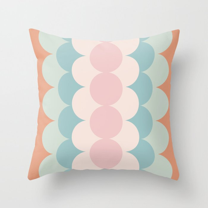 Gradual Tricot Throw Pillow