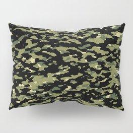 Camouflage: Jungle III Pillow Sham