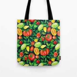 Home Grown Tomatoes  Tote Bag