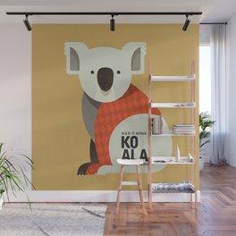 Hello Koala Wall Mural