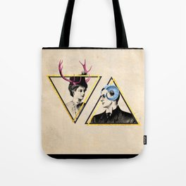Here's the balance Tote Bag