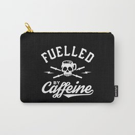 Fuelled By Caffeine Carry-All Pouch