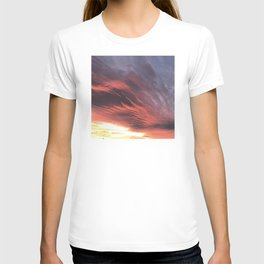 That Once in a Lifetime Sunset T-shirt