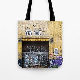 kent street Tote Bag