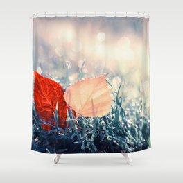 Autumn Dreams Shower Curtain