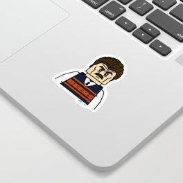 Da Beers Da Coach Sticker