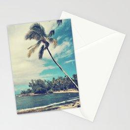 Vintage Tropics Stationery Cards