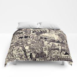 Monster Mart Comforters