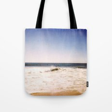 New York Summer at the Beach #2 Tote Bag