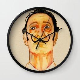 Salvador - a study Wall Clock