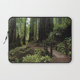 Redwood Roaming - California Wanderlust Laptop Sleeve