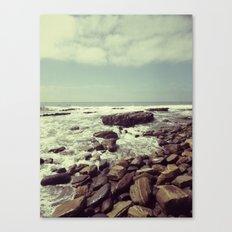 Tidal Flow Canvas Print