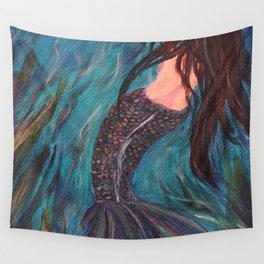 Lola- Mermaid Wall Tapestry