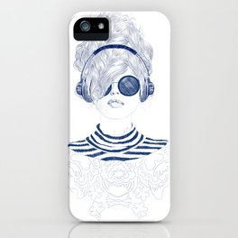 Groove Baby iPhone Case