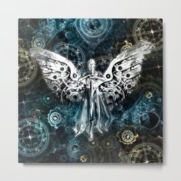Clockwork Angel  Metal Print