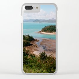 Whitsunday Islands Clear iPhone Case