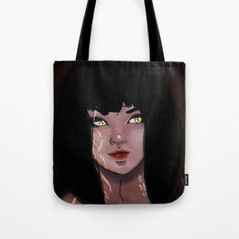 Kintsukuroi - Begin Tote Bag