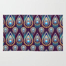 Turkish Blue Rug