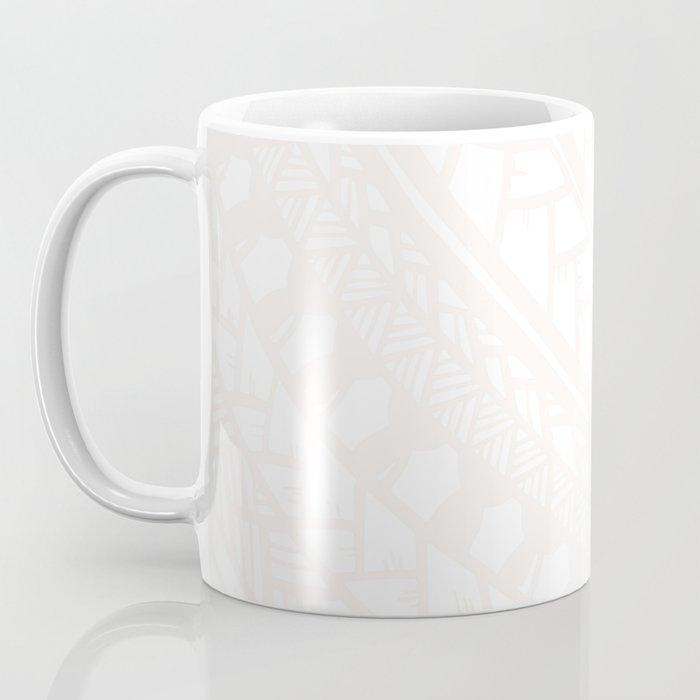 Weaved Elements II, Tao Tao Coffee Mug