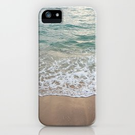Gloomy and Peaceful Sunset 1 iPhone Case