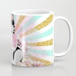 Audrey Hepburn, Pop Princess Coffee Mug