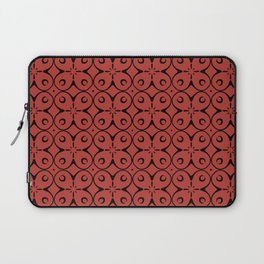 My Lucky Day Aurora Red Laptop Sleeve