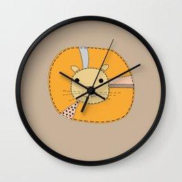 Roar! Wall Clock