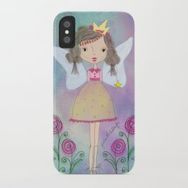 Princess Fairy iPhone Case