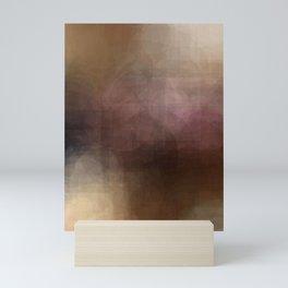 Gay Abstract 27 Mini Art Print