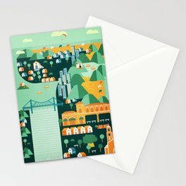 Floripa Brazil Stationery Cards